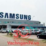 Công Trình 3V Group Thi công Sàn Nâng kỹ Thuật tại Sam Sung – Quận 9 – TP.HCM
